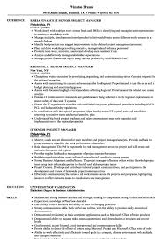 It Senior Project Manager Resume Samples 36788600421
