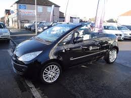 Quality used Mitsubishi Colt Cabriolet petrol convertible for sale ...