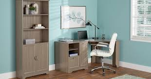 Corner desk office depot Curved Corner Over 50 Off Office Furniture At Office Depotofficemax desks Chairs File Cabinets More Getcloverme Over 50 Off Office Furniture At Office Depotofficemax desks