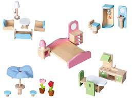 doll house furniture sets. Saint Germaine Deluxe Doll House Furniture Set Sets