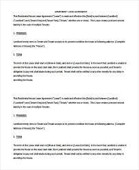 Apartment Rental Agreement 40 Free Word PDF Documents Download Custom Apartment Rental Agreement Template Word