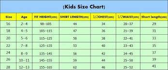 Kids Jersey Size Chart India Cricket World Cup Virat 18 Kids Jersey 2019 Premium Quality