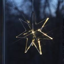 Die Wünderschöne Weihnachtsbeleuchtung Fensterdekoration