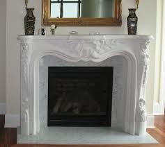 design your own marble fireplace mantel