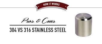 Stainless Steel Grade Chart Pdf 304 Vs 316 Stainless Steel The Pros And Cons Arthur Harris