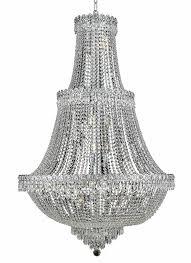 elegant lighting v1900g30c rc 1900 century collection chandelier d 30in h 48in lt