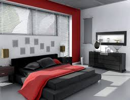 modern bedroom black and red. Simple Modern Back To Beautiful Red And Black Bedroom Ideas On Modern And