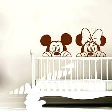 nursery wall decor stickers baby room