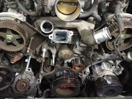 Toyota and Lexus 4.7L V8 2UZ-FE timing belt replacement note