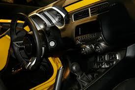 SEMA Camaro: Yellow Camaro Concept - Camaro5 Chevy Camaro Forum ...