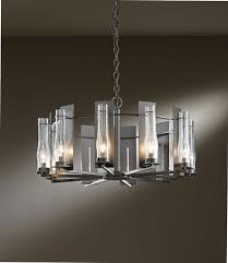 hubbardton forge 103290 new town 30 nbsp wide chandelier lighting loading zoom