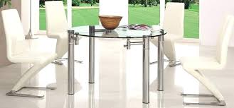 extending glass dining tables extendable round dining table round glass extending dining table smart extendable glass