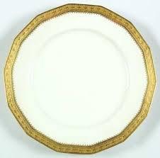 Limoges China Patterns Gold Trim