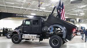 Meet 'Jack,' Mack's 800-hp mega crew cab pickup truck