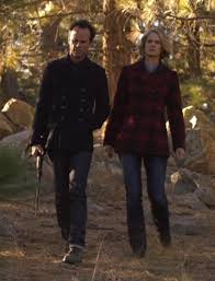 Justified - Boyd Crowder's Hunting Pea Coat » BAMF Style