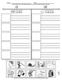 Look at these cut bee's. Cut And Paste Spell Phonics Picture Sorting Worksheets Long Vowels Free