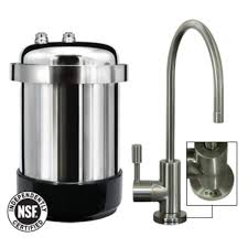 waterchef under the sink water filter reviewed