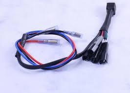 triumph bonneville t100 thruxton se wiring harness loom tail light triumph bonneville t100 thruxton se wiring harness loom tail light tidy adapter
