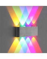 R@DIANT <b>Modern LED</b> up Down <b>Wall Sconce</b> Aluminium Lightning ...