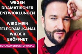 May 07, 2021 · der wendler ist zurück! Michael Wendler Wieder Zuruck Bei Telegram Dramatische Entwicklungen Tag24