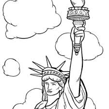 Small Picture Printable 9 Statue Of Liberty Coloring Page 10397 America Statue