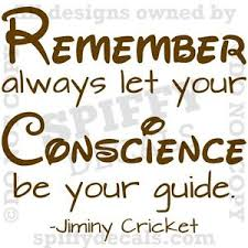Small Picture Jiminy Cricket Conscience Quotes Image Gallery HCPR