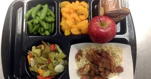 school lunches need to support athletes
