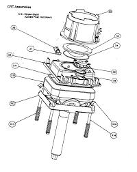 Crt monitor circuit diagram zen electrical diagram