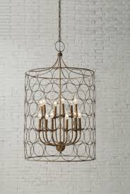 country chic lighting. chic geometric chandelier country lighting