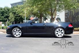 BMW Convertible bmw convertible 650i : 2006 BMW 650i Convertible - Significant Cars, Inc.
