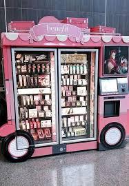 Benefit Vending Machine Magnificent Vegas Trip Highlights Post This Benefit Makeup Vending Machine Is