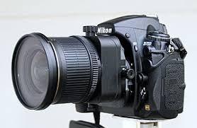 nikkor 24 mm pc e tilt shift lens on nikon d700 full frame dslr camera