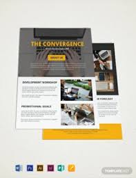 50 Examples Of Company Brochure Designs In Psd Ai