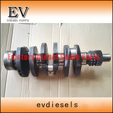 online buy whole kc from kc whole rs com for isuzu engine 3kb1 crankshaft steel type mainland