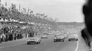 Drive supercars on a racetrack near you!. Le Mans 1965 The Weirdest Race Le Mans Ever Held