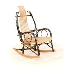 modern rustic rocking chair kit