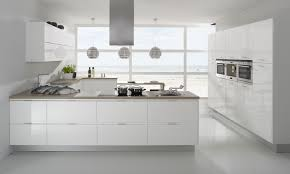 Modern White Kitchen Designs White Kitchen Cabinets Contemporary House Decor