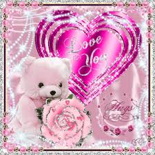 teddy bears with hearts and roses animated. Plain Bears Free Angel Teddy Bear Animation  For Those People Who Find It Hard To  Say I Love You Throughout Teddy Bears With Hearts And Roses Animated