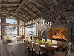 Swiss Chalet Decor Beach House Kitchen Decor 10 Rustic Elegance Interior Design