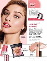 mark will let you be a natural wonder while looking beautiful this summer makeup avon avonrep