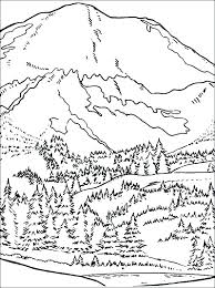 mountain lion coloring page coloring mountains mountain lion colouring pages coloring mountains excellent mountain lion coloring