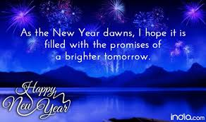 Formal Happy New Year Quotes