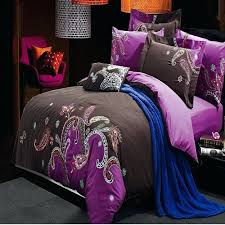 purple paisley bedding sets paisley bedding sets exotic tastes by