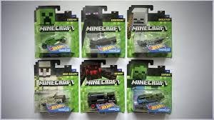 Minecraft - <b>Characters</b> Cars / 2017 / <b>Hot Wheels</b> - YouTube