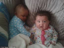 libby s twins are monozygotic meaning they formed from the same zygote identical twins are
