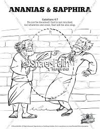Parable Of The Talents Coloring Page Acts 5 And School Coloring