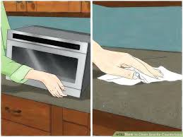 how to disinfect granite counters image titled clean granite step 1 best way to clean granite counters how do you disinfect granite countertops