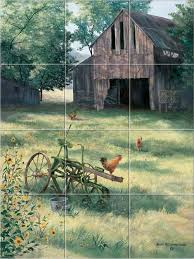country farm style charm wall décor art you can feel the warm summer day being