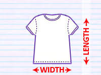 T Shirt Ladies Cut Size Chart Photos Stop Falling