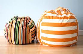 diy bean bag chair beanbag template